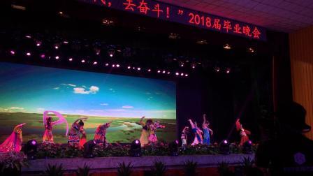 湖南财政经济学院舞蹈大国风情