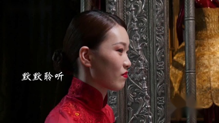 """林心如郭培定制""""爱""""的联名款 中国嫁衣承传世之美"""
