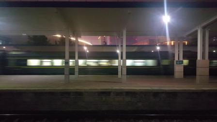 K208次通过潍坊站