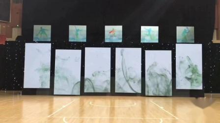上海第十六届运动会-机械臂火力全开