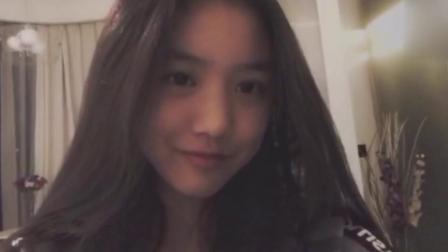 【汪曼熙】汪峰大女儿晒短片颜值超高 网友惊呼长成大美人了 - 腾讯视频