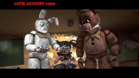 [SFM FNAF]倒叙 Flashbacks - Bertbert (1)玩具熊的五夜后宫动画