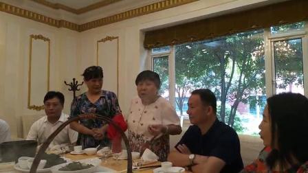 胃癌病人刘桂英8O岁,通过带药火针治疗恢复后的她说的心里的话。
