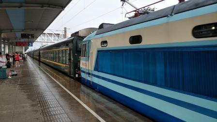 沪昆 K808次 怀化-苏州 上局沪段SS8-0179