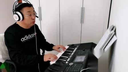 《襟裳岬》电子琴S950演奏 陈杰