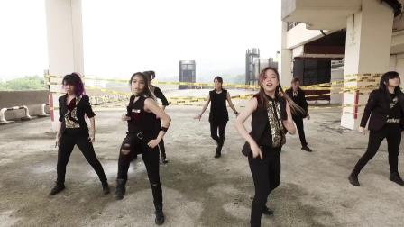 INFINITE - Be Mine (成为我的人)舞蹈 超整齐