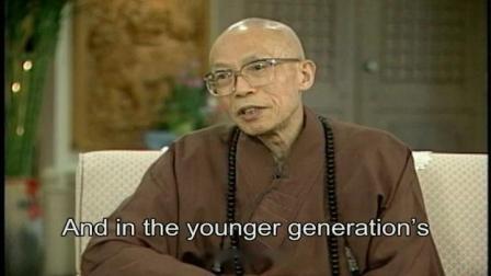 Master Sheng-yen (GDD-1164) DVD