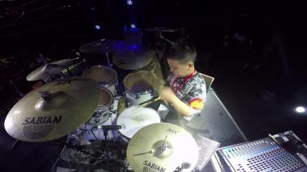 DRUM-TANG 2018国际鼓手公开赛-少儿B组:陶星宇