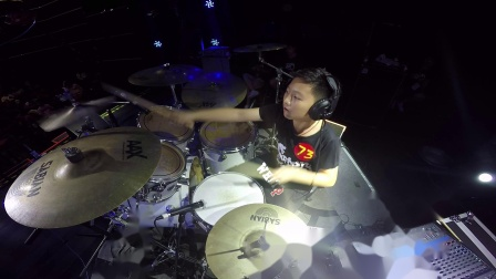 DRUM-TANG 2018国际鼓手公开赛-少儿B组:刘杨彬