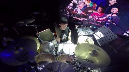 DRUM-TANG 2018国际鼓手公开赛-少儿B组:刘尔赞
