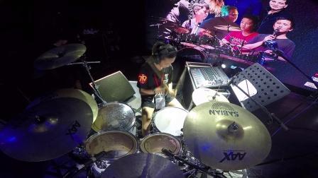DRUM-TANG 2018国际鼓手公开赛-少儿B组:罗素滨