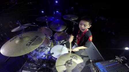 DRUM-TANG 2018国际鼓手公开赛-少儿A组:陈品言