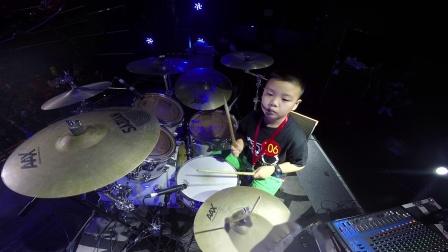DRUM-TANG 2018国际鼓手公开赛-少儿A组:张万睿