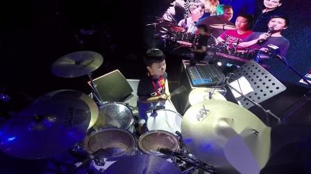 DRUM-TANG 2018国际鼓手公开赛-少儿A组:张芃芃