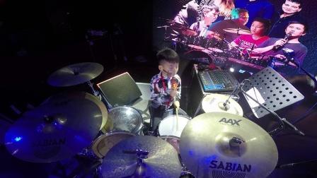 DRUM-TANG 2018国际鼓手公开赛-少儿A组:李德铭