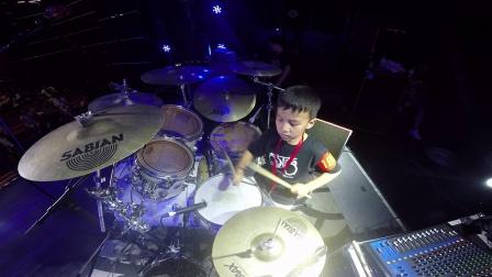 DRUM-TANG 2018国际鼓手公开赛-少儿A组:沈恩语