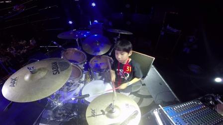 DRUM-TANG 2018国际鼓手公开赛-儿童B组:付盛铭