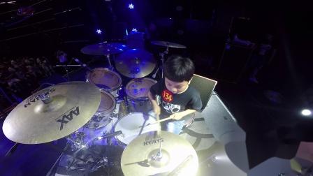 DRUM-TANG 2018国际鼓手公开赛-儿童B组:张庭豪
