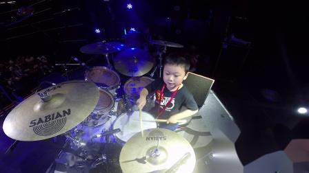 DRUM-TANG 2018国际鼓手公开赛-儿童B组:张腾元