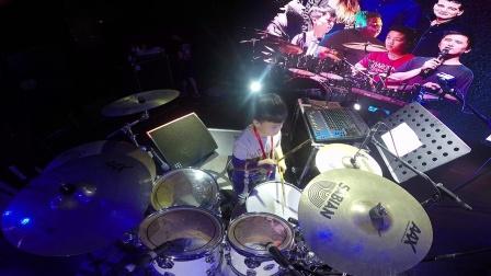 DRUM-TANG 2018国际鼓手公开赛-儿童B组:肖逸轩