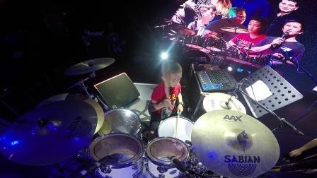 DRUM-TANG 2018国际鼓手公开赛-儿童B组:陈嘉瑞