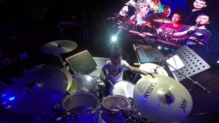 DRUM-TANG 2018国际鼓手公开赛-儿童B组:任彦宇