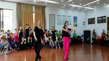 古典舞:海棠依旧(正、反面)