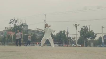 大名县红太级·郭晓红24式太极拳