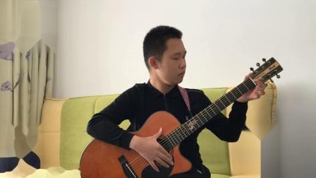 原创指弹 七和弦的色彩(the colors of seventh chord)