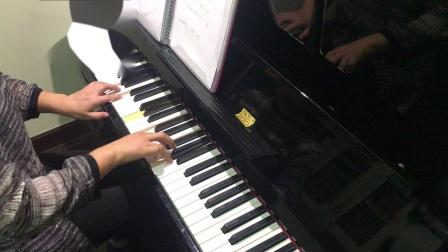 月亮代表我的心-钢琴即兴自弹自唱