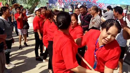 广西省来宾市良塘贡村姐妹聚会