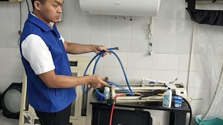 热水器清洗1