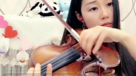 棉花熙小提琴《舒伯特小夜曲》