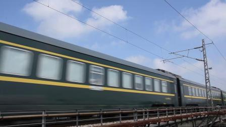 【火车视频·南京沪V2.0】6小时蹲守新马桥7月调图南段京沪直特群