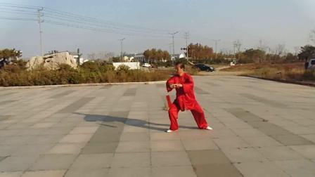 太极杨32式太极剑演练CIMG0873