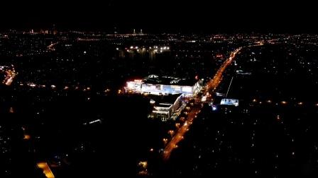Mavic 2 zoom夜景延时