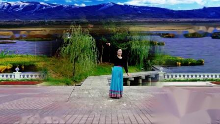 蒙古舞《蒙古人》编舞小宝正反面演绎舞痴、摄像老七、制作新疆花儿
