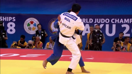 The Top 2 Ippon at Baku World Judo Championships 2018