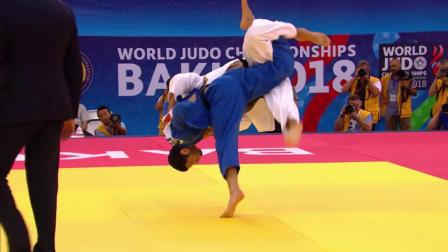 The Top 3 Ippon at Baku World Judo Championships 2018 the Uchi Mata