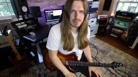 吉他十段去琴行试琴会非常吃香的RIFF