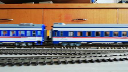 【火车模型】速度与激情-段内各机车最高速度测试