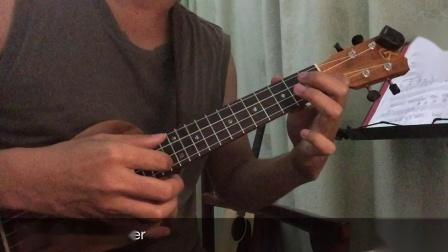 小宇 ukulele cover