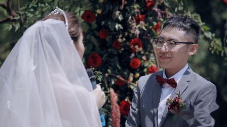 2018.5.30《ICE&FAN》沐光纪婚礼电影