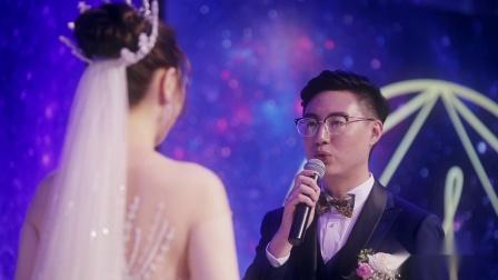 2018.5.20《王宏哲&张嫒薇》婚礼电影