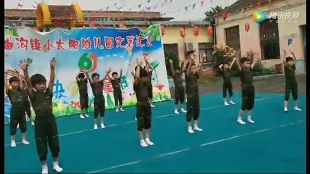 幼儿舞蹈大中国