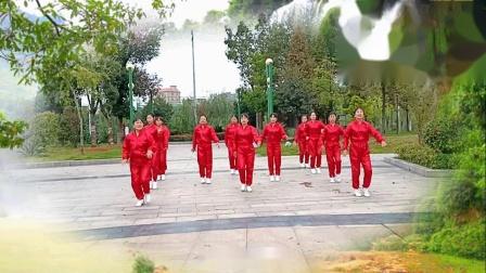 遂川卜村芳芳舞蹈队《十送红军》编舞;建芳