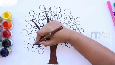 如何为幼儿学习字母表树学习幼儿的字母教育视频