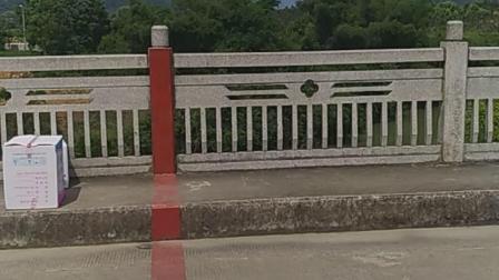 中越国界线,一桥跨越两国(中越友谊桥)