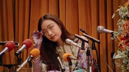 倪妮 Gucci2018秋冬眼镜广告形象大片
