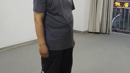 龙虎松-包头武术八极拳韩来魁